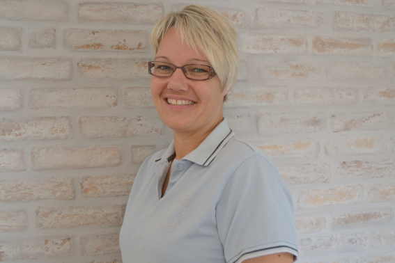 Fodterapeut Janni Fischer